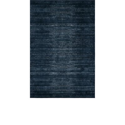 Uptown Navy Area Rug Rug Size: Rectangle 5 x 8