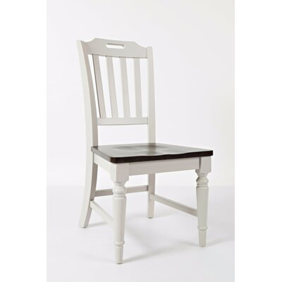 Hickerson Slatback Dining Chair (Set of 2)