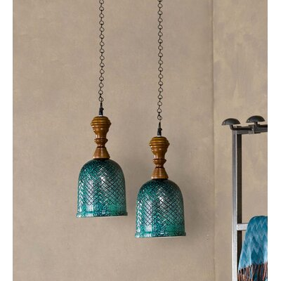 Cully 1-Light Mini Pendant