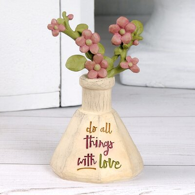 Edelstein With Love Vase with Flowers 7B981AB50A744380B444967A0FA918F3