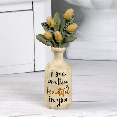 Edens Beautiful Vase with Flowers E2A33A9A01C74D78B8D6C48CEE6CD9F6