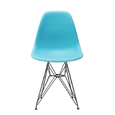 Fenske Dining Chair Color: Surf