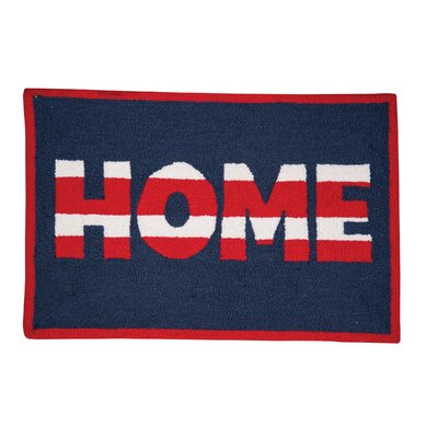 Eakes Home Door Mat