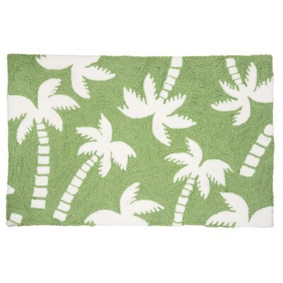 Riverside Palm Tree Door Mat