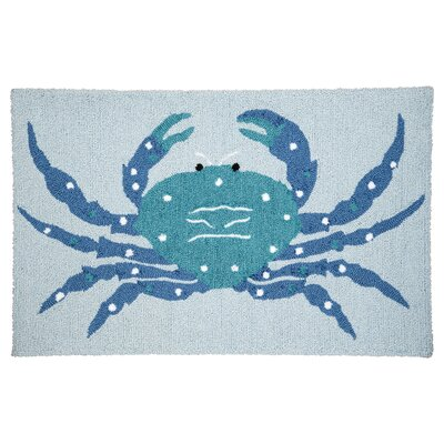 Sabreen Crab Door Mat