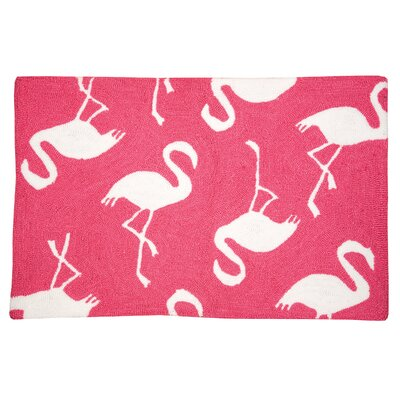 Riverside Flamingo Door Mat