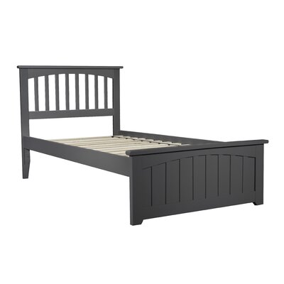 Piper Slat Platform Bed Size: Twin