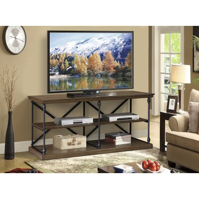 Marvale Media Cornice Console Bookshelf 60 TV Stand