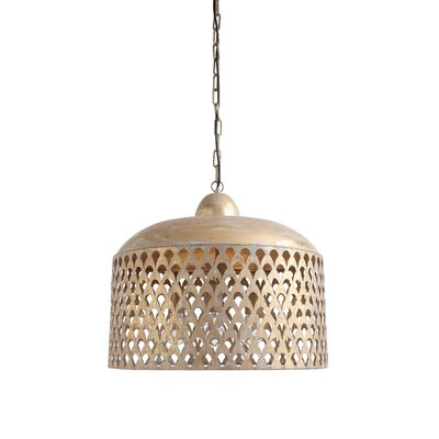 Sibyl Metal 3-Light Inverted Pendant