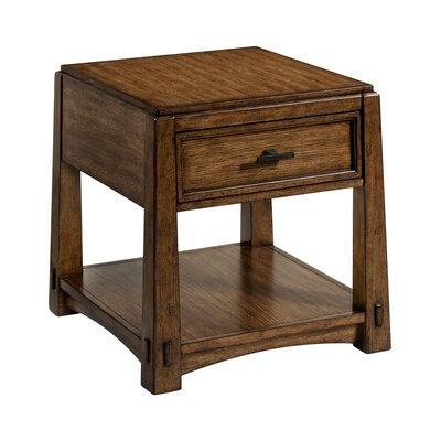 Winslow Park End Table with Storage