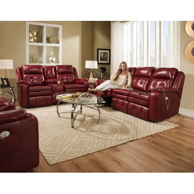 Inspire Reclining Configurable Living Room Set