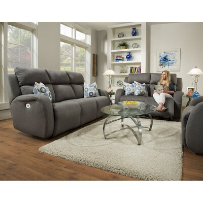 Koziol Reclining Configurable Living Room Set