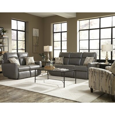 Oliveros Reclining Configurable Living Room Set