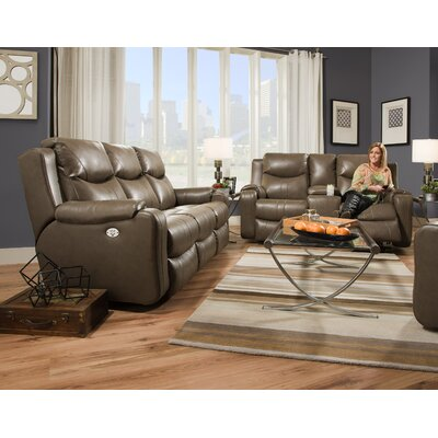 Marvel Reclining Configurable Living Room Set
