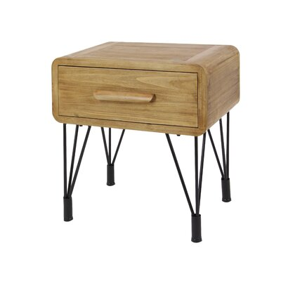 Perryville Rectangular End Table