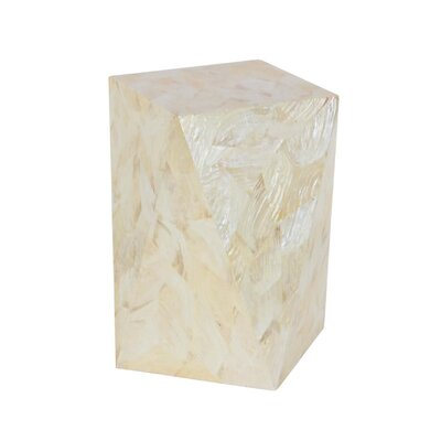 Jamestown Geometrical End Table