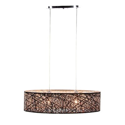 Lepine 2-Light Drum Pendant