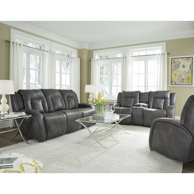 Choi Reclining Configurable Living Room Set