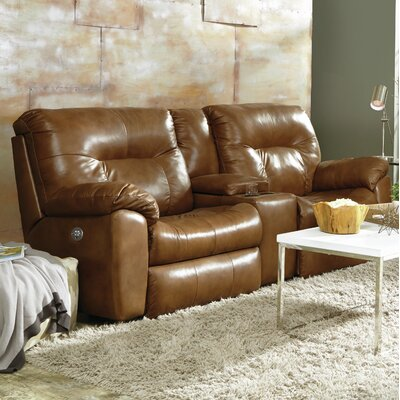 Big Shot Reclining Loveseat