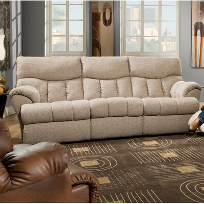 Center Drive Reclining Sofa