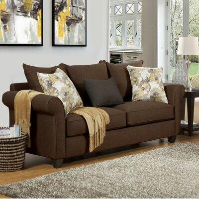 Hedman Sofa Upholstery: Fudge