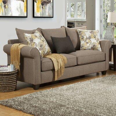 Hedman Sofa Upholstery: Granite