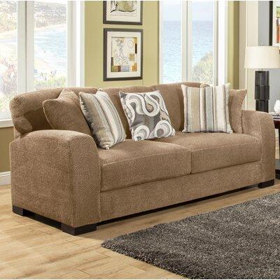 Chacko Sofa Upholstery: Camel