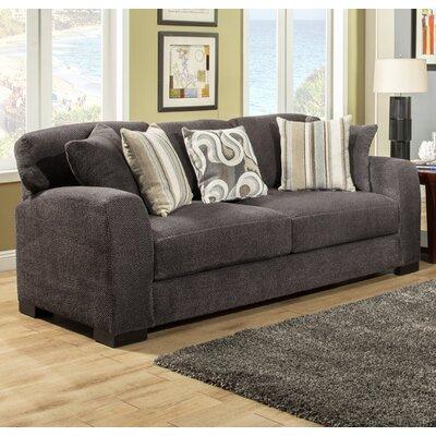 Chacko Sofa Upholstery: Smoke
