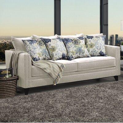 Hedrick Sofa Upholstery: Camel