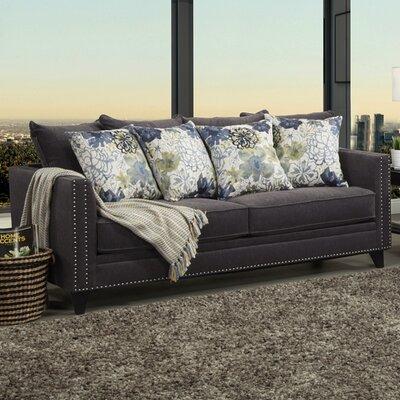 Hedrick Sofa Upholstery: Smoke