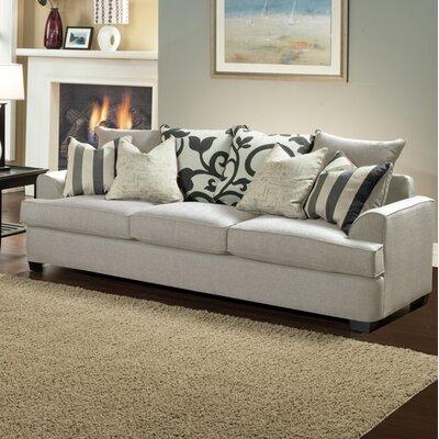 Heenan Sofa Upholstery: Beige