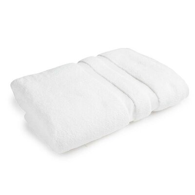 Monogrammed Signature Towel Set Color: White, Product Type: Bath Towel