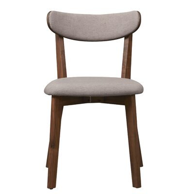 Clayborn Solid Wood Dining Chair (Set of 2)