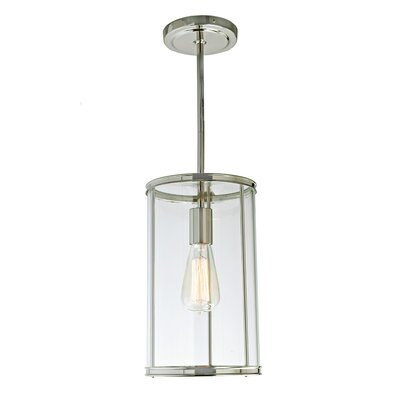 Gilford 1-Light Mini Pendant Finish: Polished Nickel