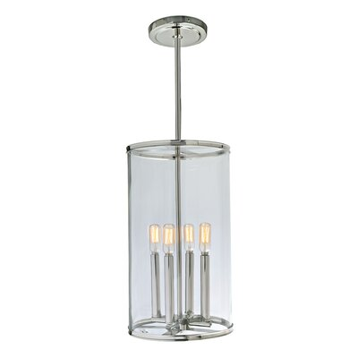 Gilford 4-Light Foyer Pendant Finish: Polished Nickel