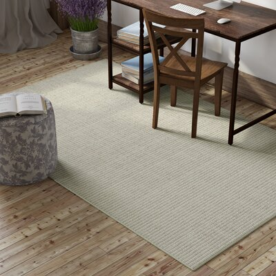Paquerette Ivory Area Rug Rug Size: 9 x 12