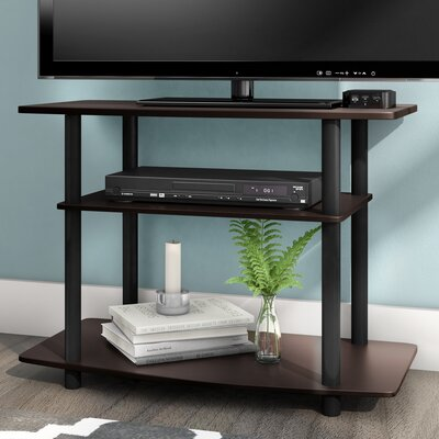 Paulina 32 TV Stand Color: Espresso/Black