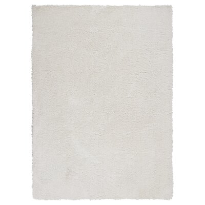 Montemayor Winter White Area Rug Rug Size: Rectangle 8 x 11