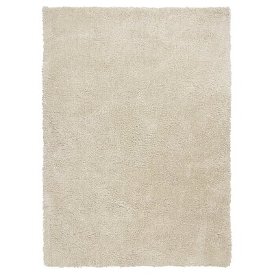 Montemayor Ecru Ivory Area Rug Rug Size: Rectangle 3 x 5