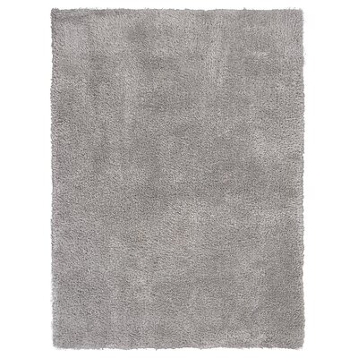 Montemayor Gray Area Rug Rug Size: Rectangle 5 x 7