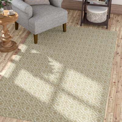 Palmyre Linen Area Rug Rug Size: 10 x 14