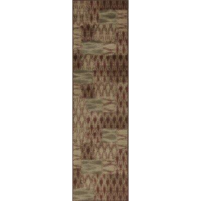 Binette Sierra Area Rug Rug Size: Runner 22 x 711