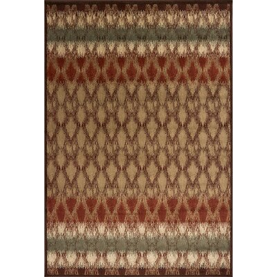 Binette Sand Area Rug Rug Size: Rectangle 77 x 1010