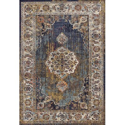 Cruce Brown Area Rug Rug Size: Rectangle 710 x 1010