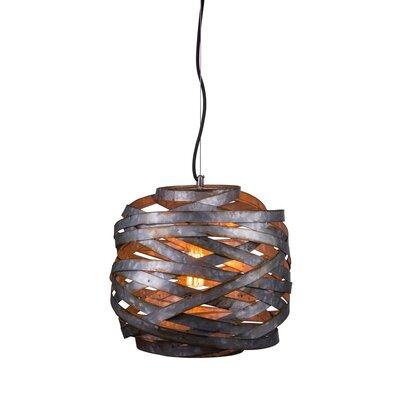 Cullens 1-Light Mini Pendant