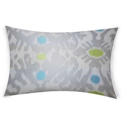 Oakdene Lumbar Pillow Color: Gray