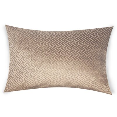 Haworth Lumbar Pillow Color: Brown