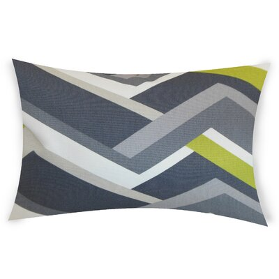 Rettig Cotton Throw Pillow Color: Gray