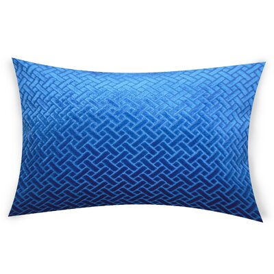 Haworth Lumbar Pillow Color: Blue