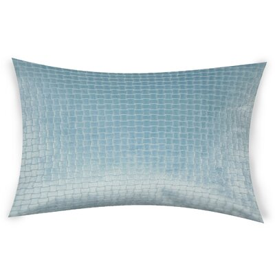 Hawthorn Lumbar Pillow Color: Blue